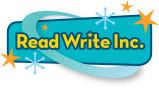 Read, Write Inc. logo